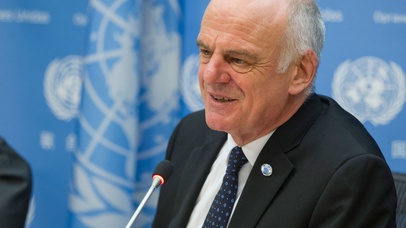 Noon Briefing by the Spokesperson for the Secretary-General